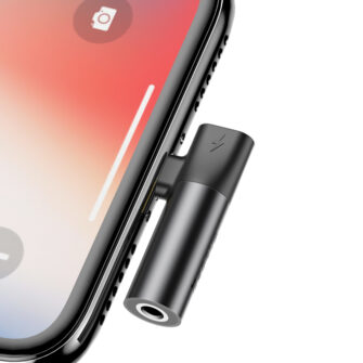 iPhone adapter lightning to 3.5mm and lightning 6