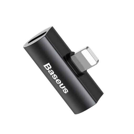 iPhone kõrvaklappide adapter lightning to lightning 2x 4