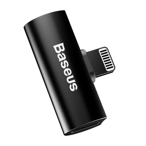 iPhone kõrvaklappide adapter lightning to lightning 2x 5