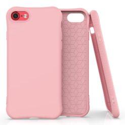 iphone SE 2 silikoonist ümbris sobib iPhone 7 ja iPhone 8 roosa