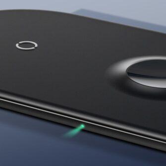 Baseus juhtmevaba laadija 3in1 Qi iphone apple watch ja airpodsidele 6