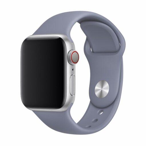 Devia rihm Deluxe Sport Apple Watchile 44mm 42mm lavendlihall