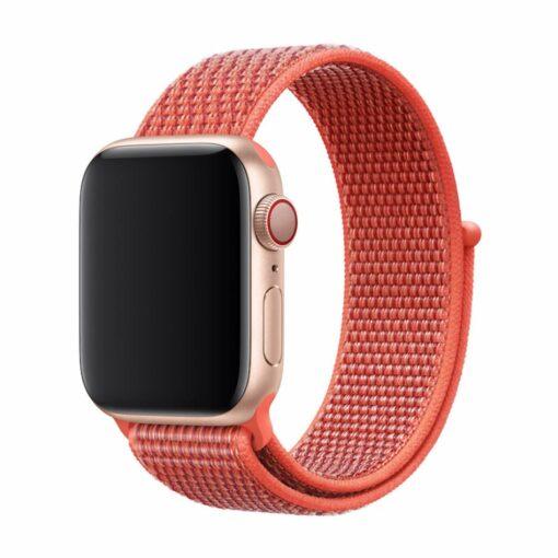 Devia rihm Deluxe Sport3 Apple Watchi 44mm 42mm nektariin