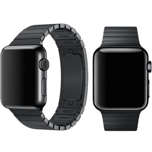 Devia rihm Elegant Link Apple Watchile 40mm 38mm space black