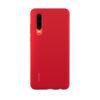HUAWEI silikoonist ümbris mudelile P30 punane originaal 1