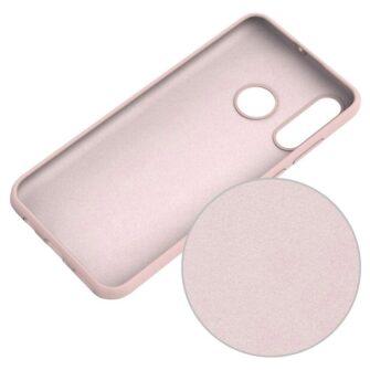Huawei P30 Lite kaaned pehmest silikoonist roosa 5