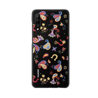 Huawei P30 Lite silikoonist ümbris lilledega 2