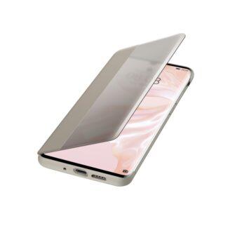 Huawei P30 kaaned koos nutika aknaga khaki 1