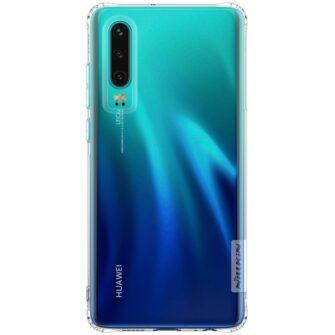 Huawei P30 läbipaistev silikoon