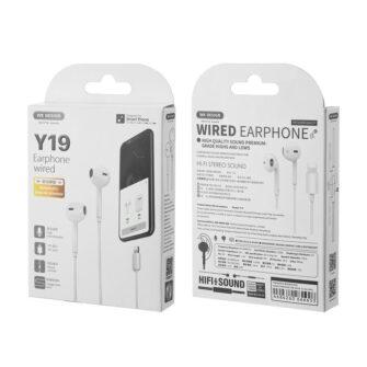 Juhtmega kõrvaklapid lightning iPhone 6