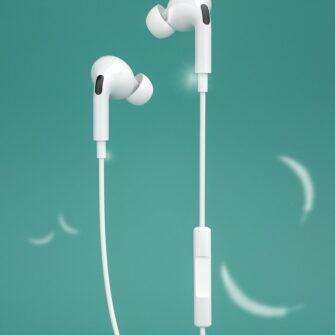 Juhtmega kõrvaklapide lightning iPhone 3 1