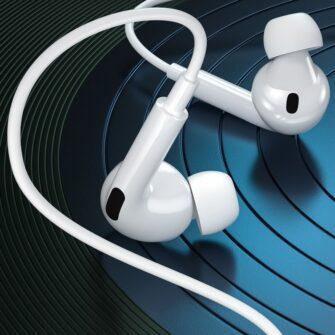 Juhtmega kõrvaklapide lightning iPhone 5 1