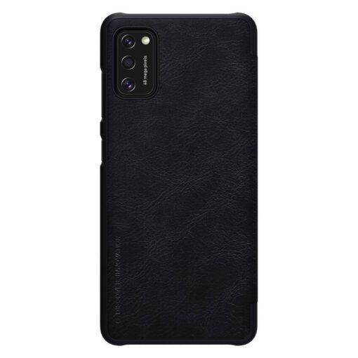 Nillkin Qin nahast kaaned Samsung Galaxy A41 mudelile 1
