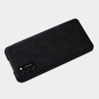Nillkin Qin nahast kaaned Samsung Galaxy A41 mudelile 10