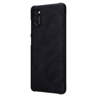 Nillkin Qin nahast kaaned Samsung Galaxy A41 mudelile 3