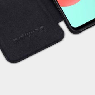 Nillkin Qin nahast kaaned Samsung Galaxy A41 mudelile 5