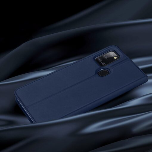 Samsung A21S kaaned klapiga musta värvi dux ducis 12