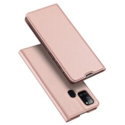 Samsung A21S kaaned roosat värvi dux ducis