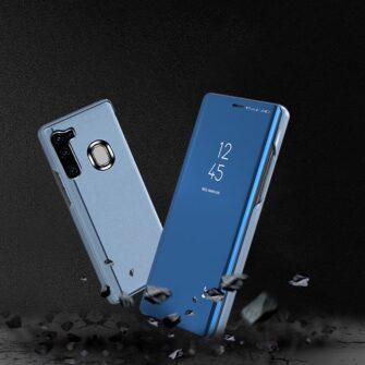 Samsung A21S plastikust kaaned klapiga 8