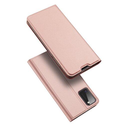 Kaaned Samsung A41'le roosat värvi