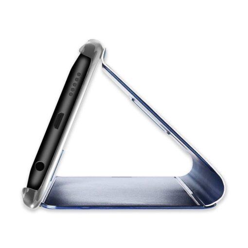 Samsung A41 klapiga kaaned plastikust musta värvi 5