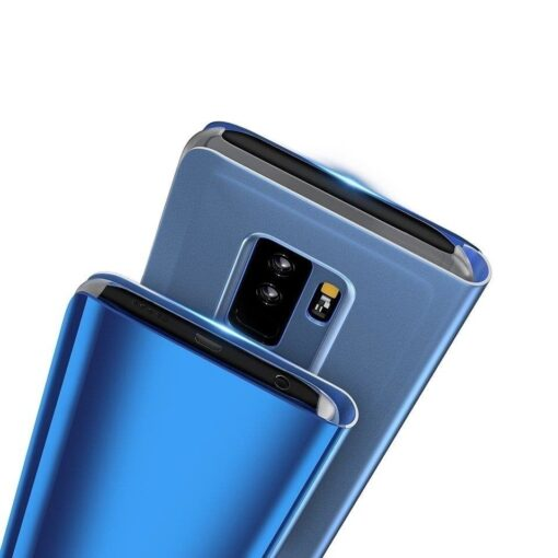 Samsung A41 klapiga kaaned plastikust musta värvi 7