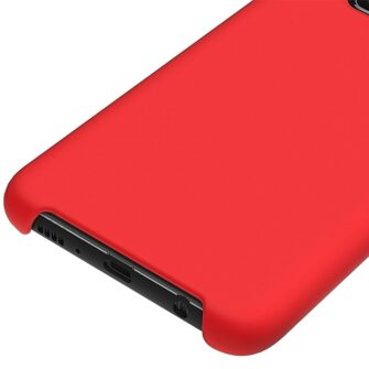 Samsung S10 silikoon punane 4
