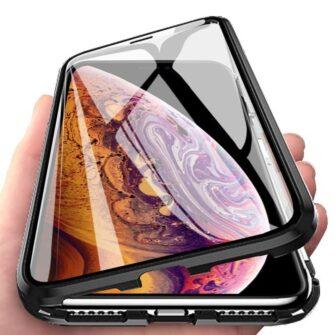 iPhone XS 360 magnetiga kaaned metallist 1