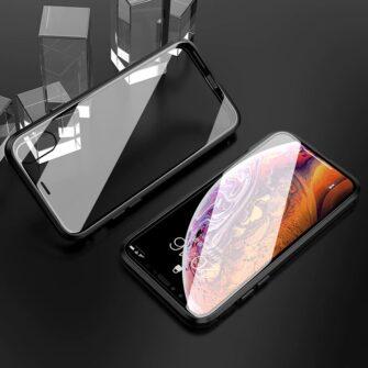 iPhone XS 360 magnetiga kaaned metallist 10