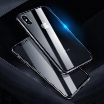 iPhone XS 360 magnetiga kaaned metallist 11