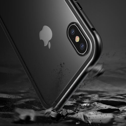 iPhone XS 360 magnetiga kaaned metallist 13