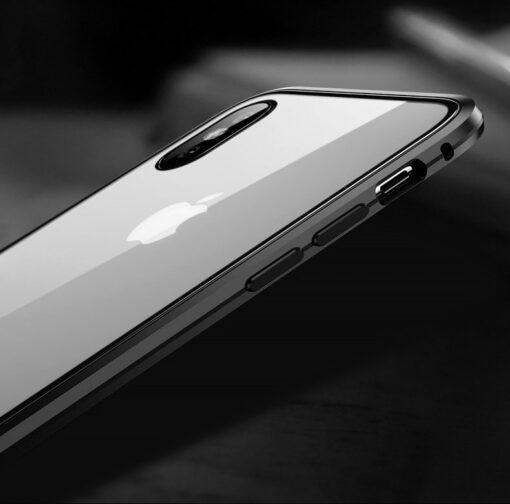 iPhone XS 360 magnetiga kaaned metallist 16