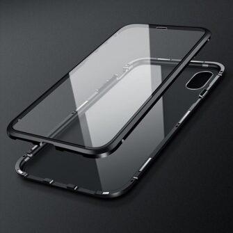 iPhone XS 360 magnetiga kaaned metallist 17