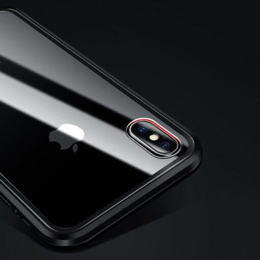 iPhone XS 360 magnetiga kaaned metallist 19