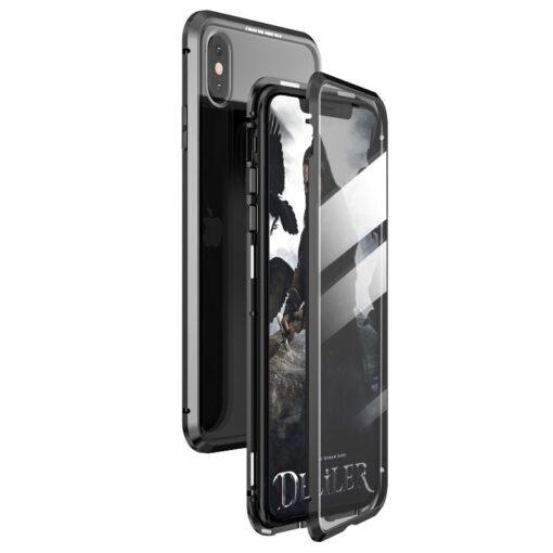 iPhone XS 360 magnetiga kaaned metallist 2