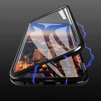 iPhone XS 360 magnetiga kaaned metallist 8