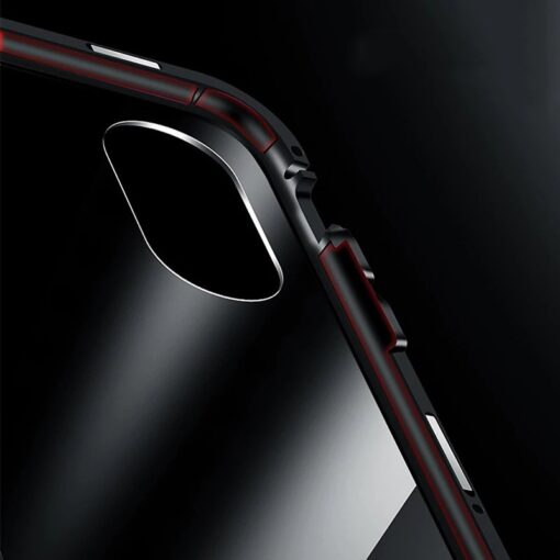 iPhone XS 360 magnetiga kaaned metallist 9