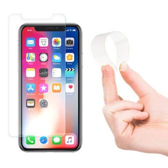 iPhone XS kaitseklaas õhuke