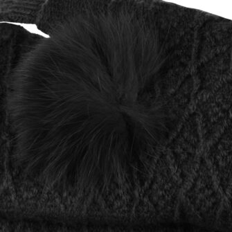 randmesoojendusega nutikindad musta värvi 6