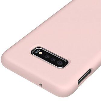 samsung s10 roosa ümbris silikoonist 1