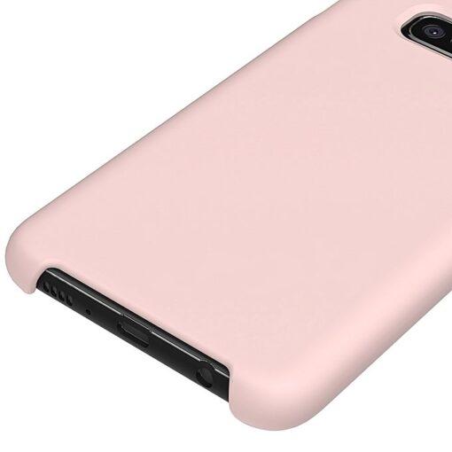 samsung s10 roosa ümbris silikoonist 4