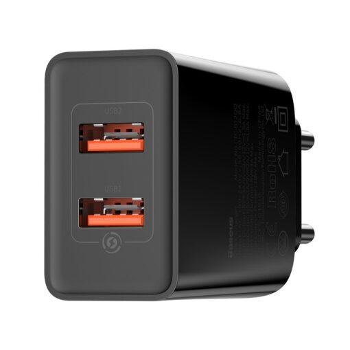 seinalaadija adapter Quick Charge 3.0 5