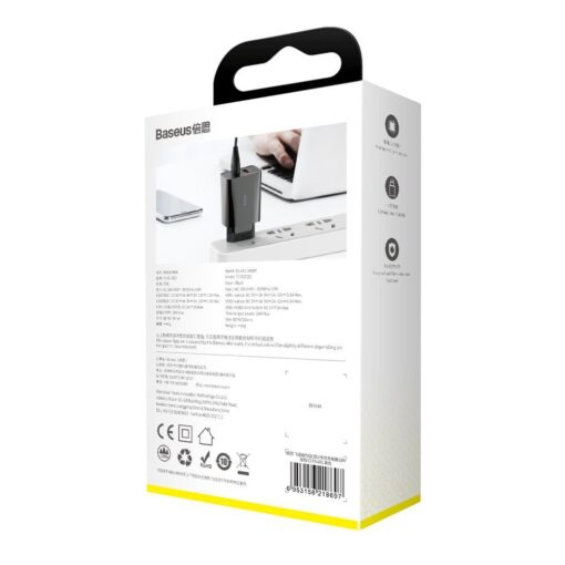 seinalaadija adapter Quick Charge 3.0 7