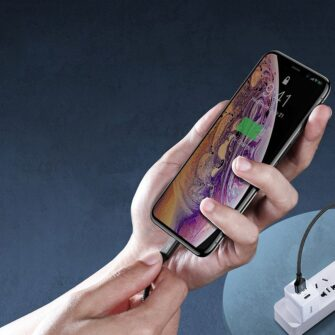 4in1 Micro USB USB C Lightning Qi Apple watch laadija 3