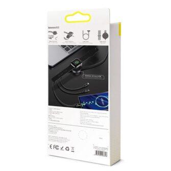 4in1 Micro USB USB C Lightning Qi Apple watch laadija 6