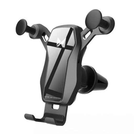 Gravitatsiooniga horisontaalne ja vertikaalne telefonihoidik autole 1