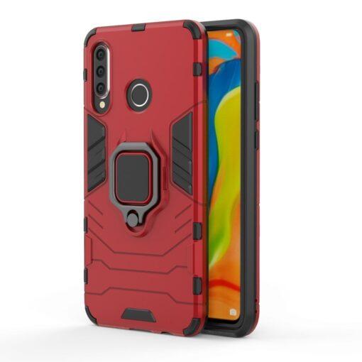 Huawei P30 Lite Hybrid Punane 1