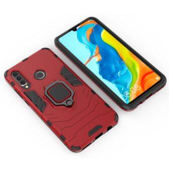 Huawei P30 Lite Hybrid Punane 2