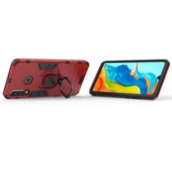 Huawei P30 Lite Hybrid Punane 3
