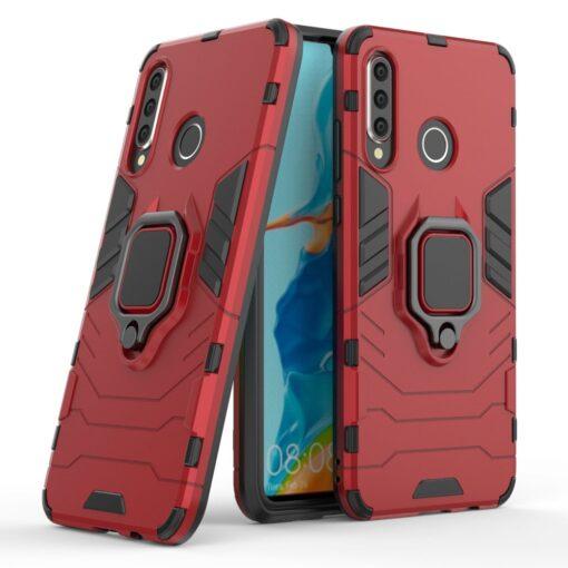 Huawei P30 Lite Hybrid Punane